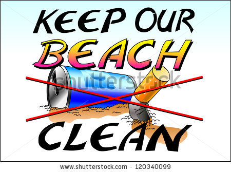 450x335 Cleaning Up The Beach Clipart