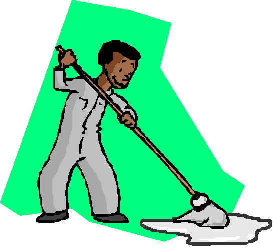 547x499 Housekeeping Clipart 3