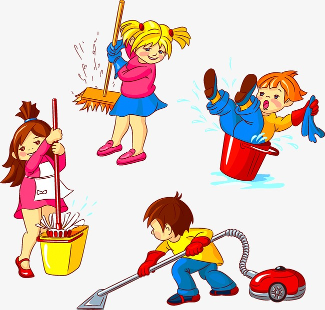 650x621 Clean Child Clipart Children Clean Cleaning Child Clean Cleaning