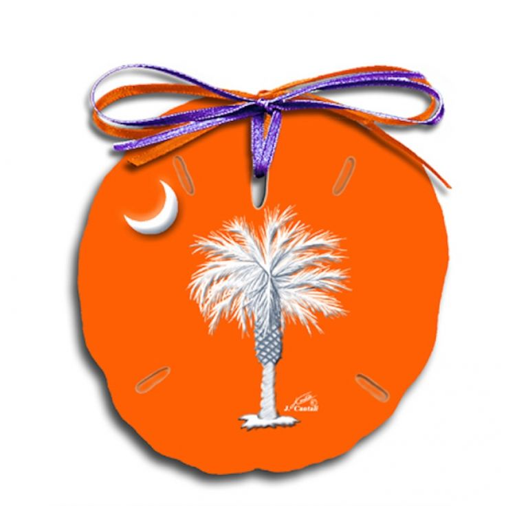 Clemson Football Clipart