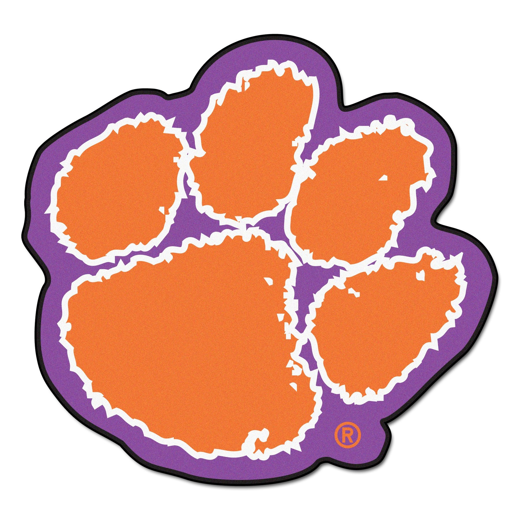 Clemson Football Clipart At Getdrawings Com Free For