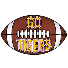 236x236 Tiger Football Clip Art Holding A Football Graphic Our Products