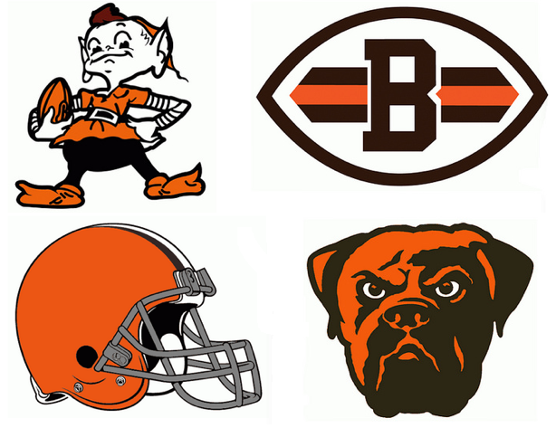 614x473 Cleveland Browns' New Logo Changes Are Minimal, But New Uniforms