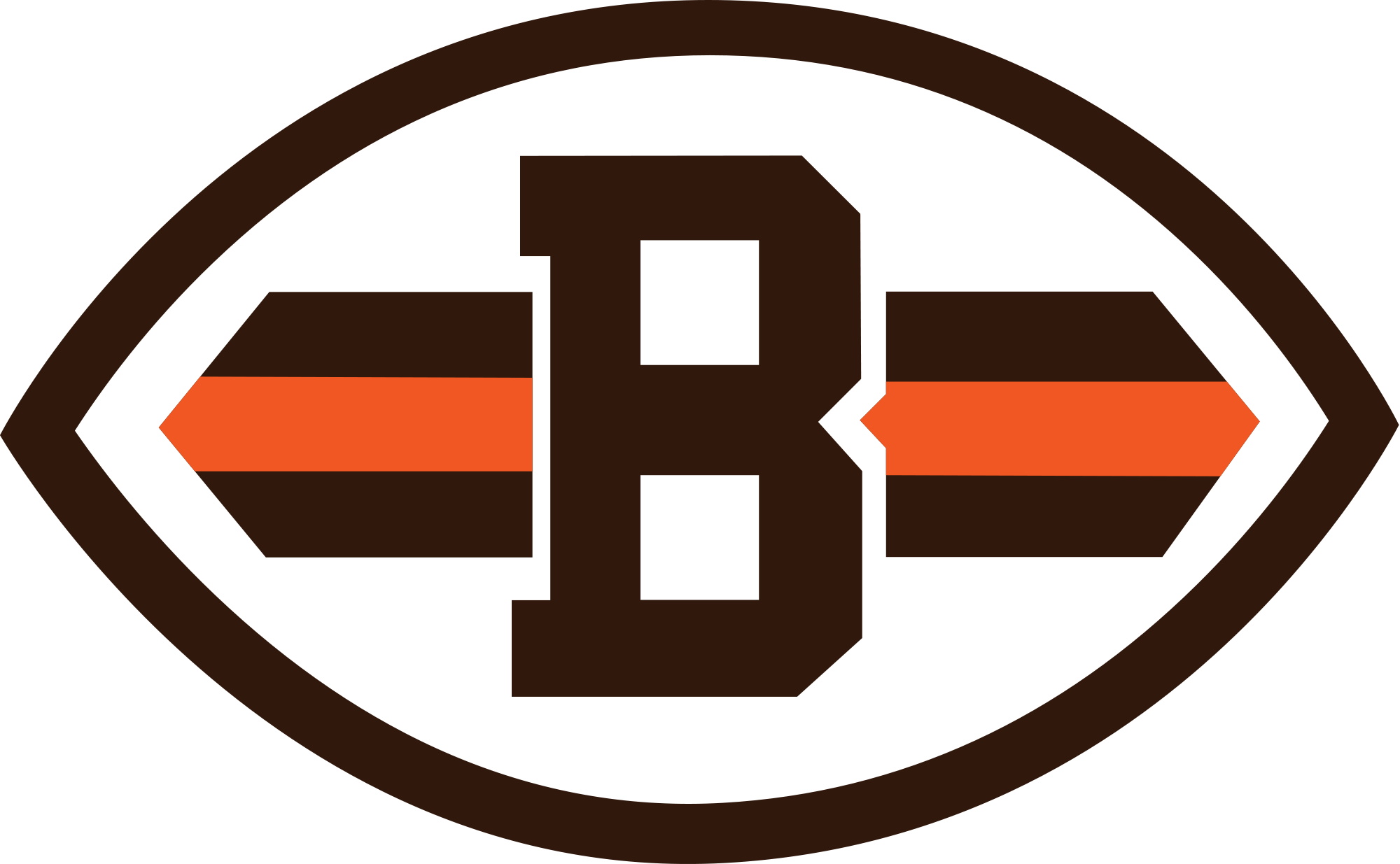 2000x1235 Cleveland Browns Logo Transparent Png