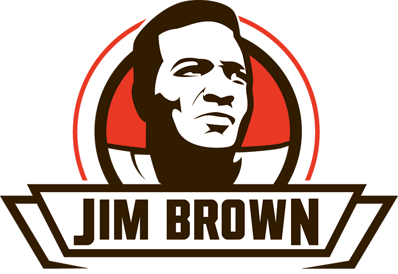 800x550 Jim Brown Cleveland Browns