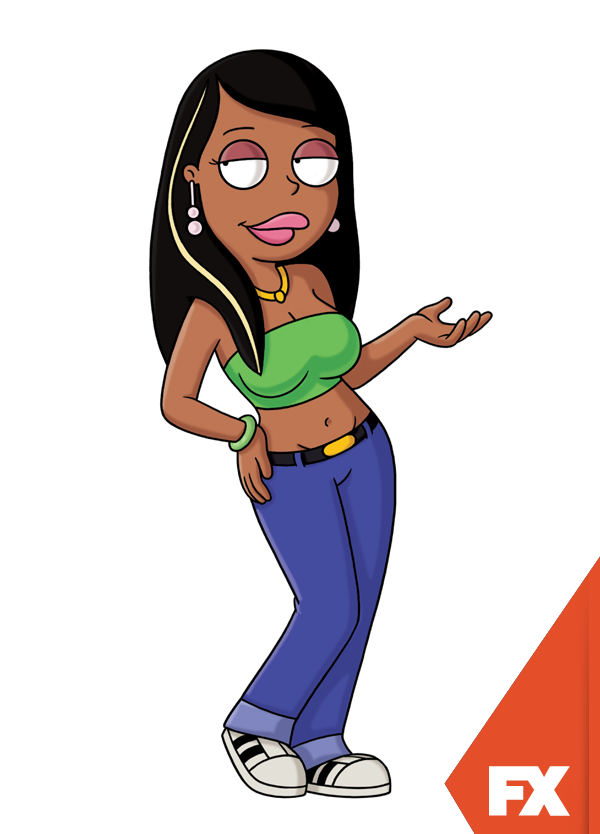 600x834 Roberta Tubbs. The Cleveland Show