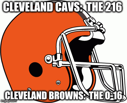 411x334 A Tale Of 2 Cleveland Teams In 2016