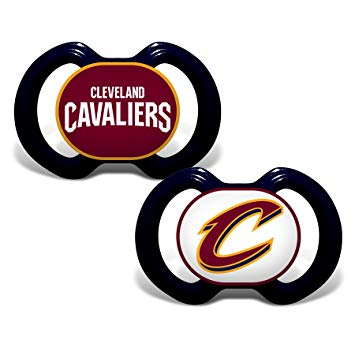 355x355 Nba Cleveland Cavaliers Newborn Baby Pacifiers Sports