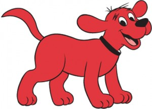 300x216 Image Of Clifford Clipart