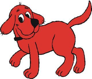 320x274 Clifford The Big Red Dog Clip Art For Kids Red Dog