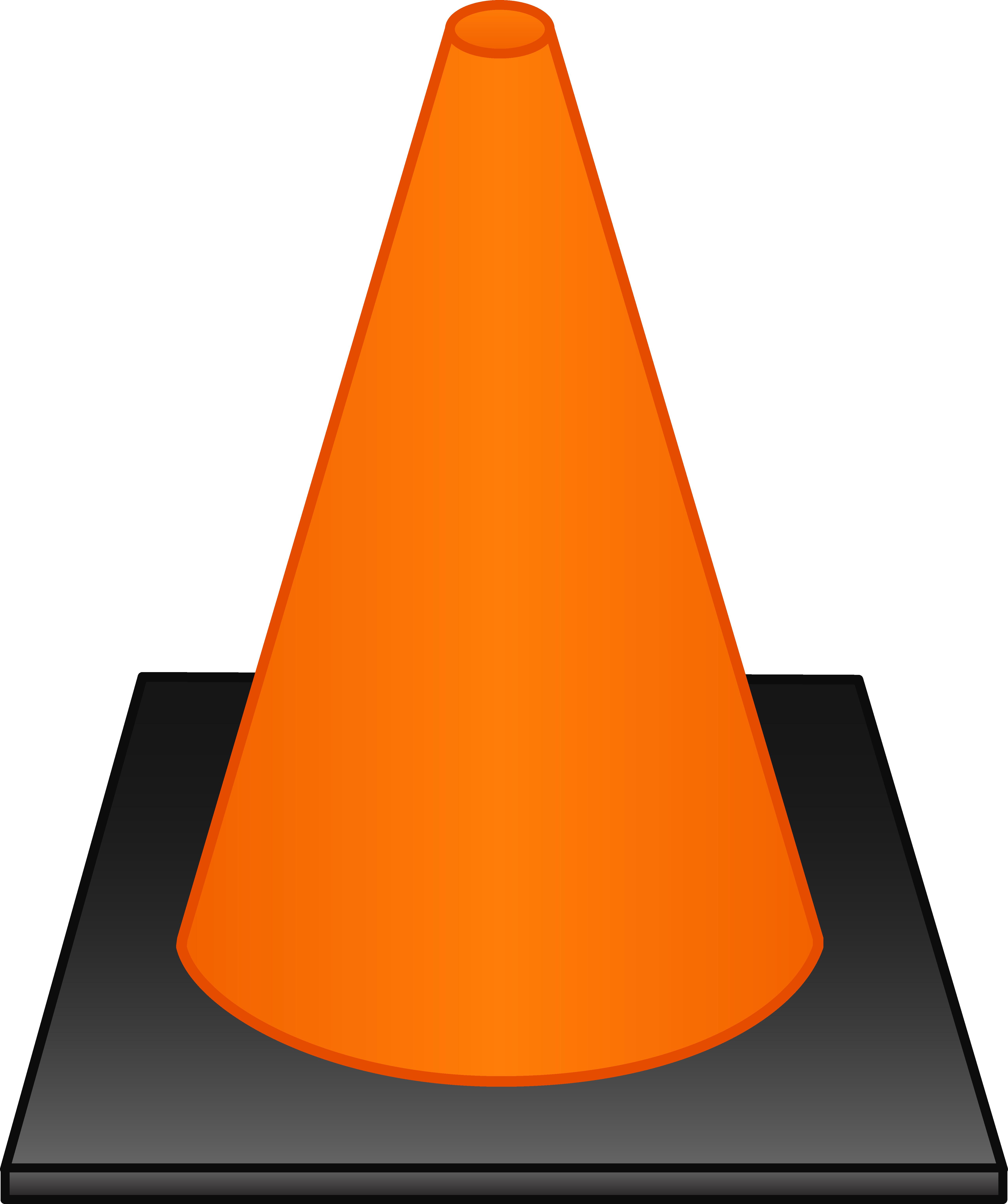 5139x6139 Wallpaper And Desktop For Pc Orange Traffic Cone Free Clip Art