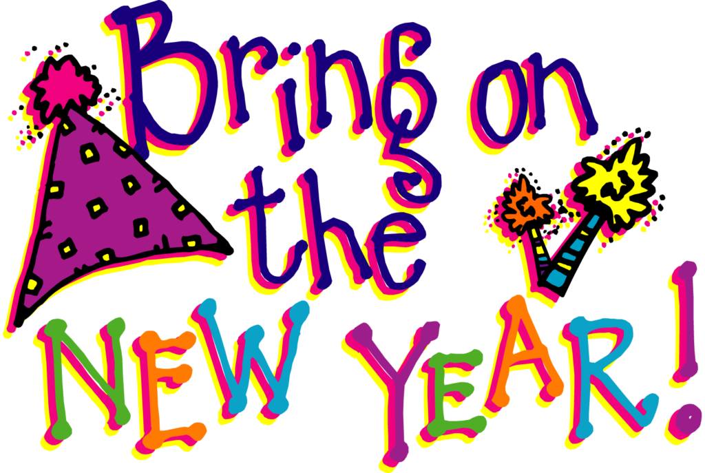 1024x687 Happy New Year Clipart 2018