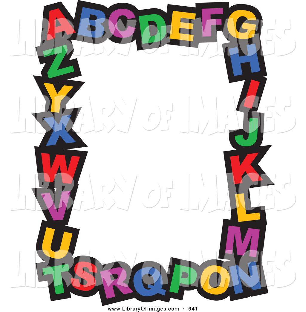 1024x1044 Clip Art Of Colorful Alphabet Letters