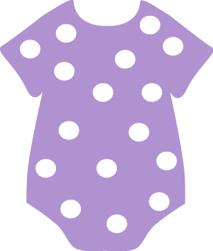 308x362 Baby Clothing Clip Art