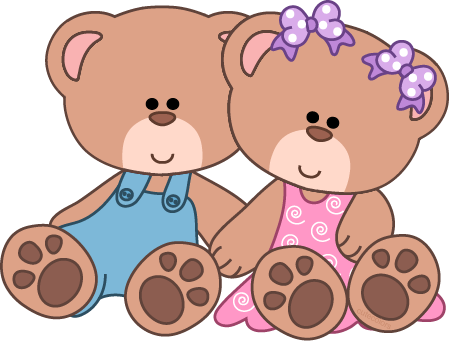 449x341 Cute Teddy Bear Clip Art Baby Girl Teddy Bear Clip Art Girl
