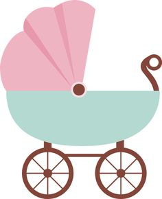 236x290 Baby Clipart Girl Cute Pink Baby Carriage