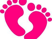 220x165 Baby Girl Shower Clipart Ba Shower Clipart Ba Clipart Ba Girl Clip