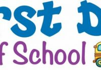 200x140 First Day Of School Clipart Back To School Clip Art Homeroom Mom