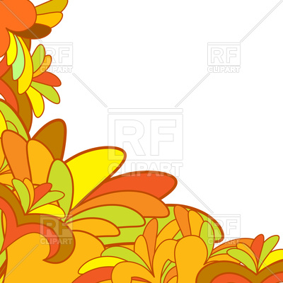 400x400 Floral Simple Background Design Royalty Free Vector Clip Art Image
