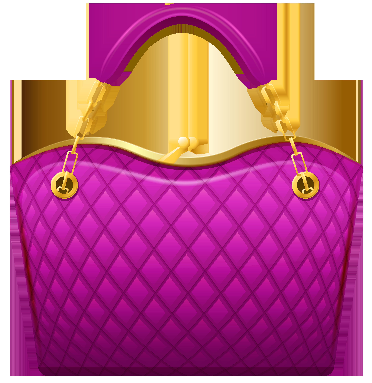 5000x5155 Pink Handbag Png Clip Art