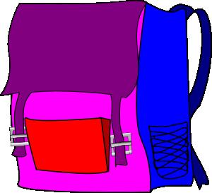 300x273 Bookbag Bag Clipart Free Download Clip Art