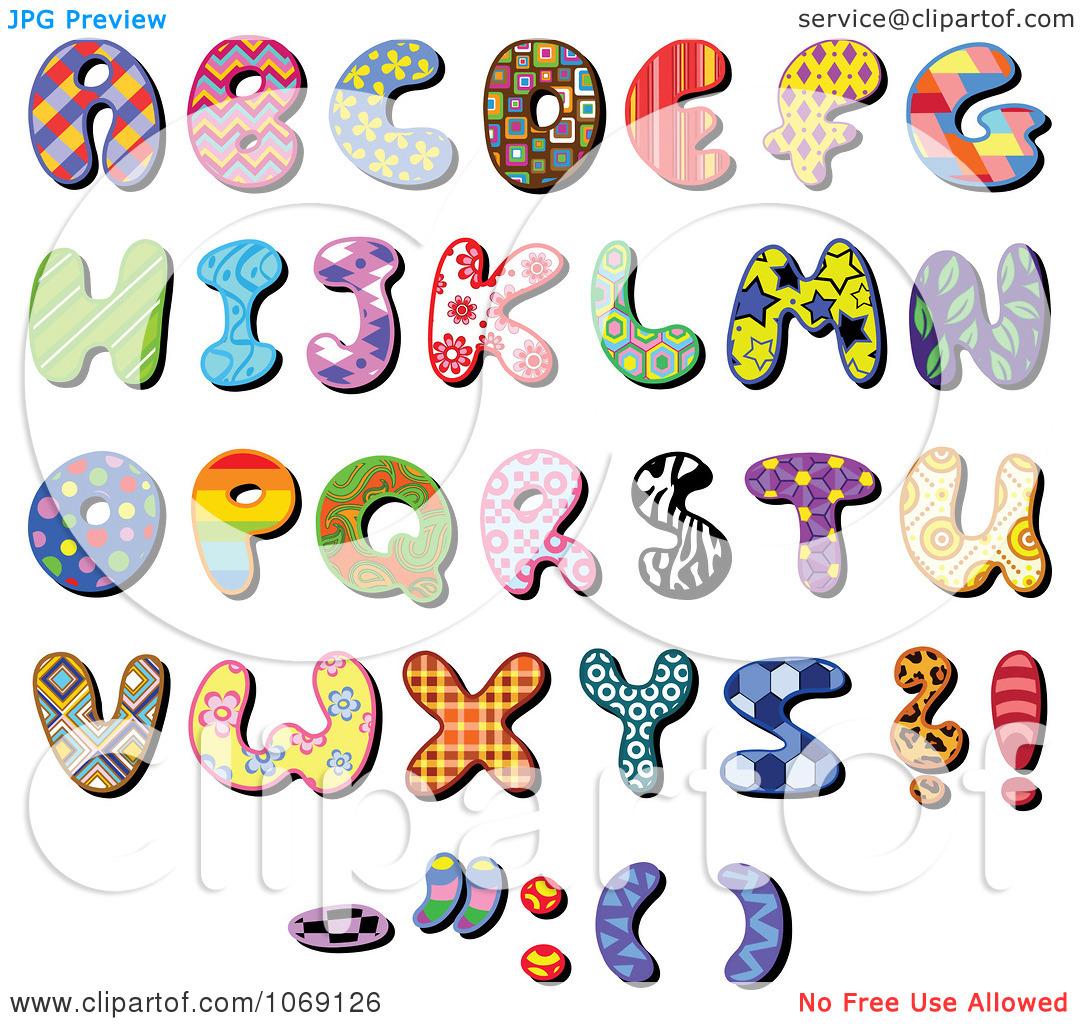 1080x1024 Clip Art Of Big Letters Clipart