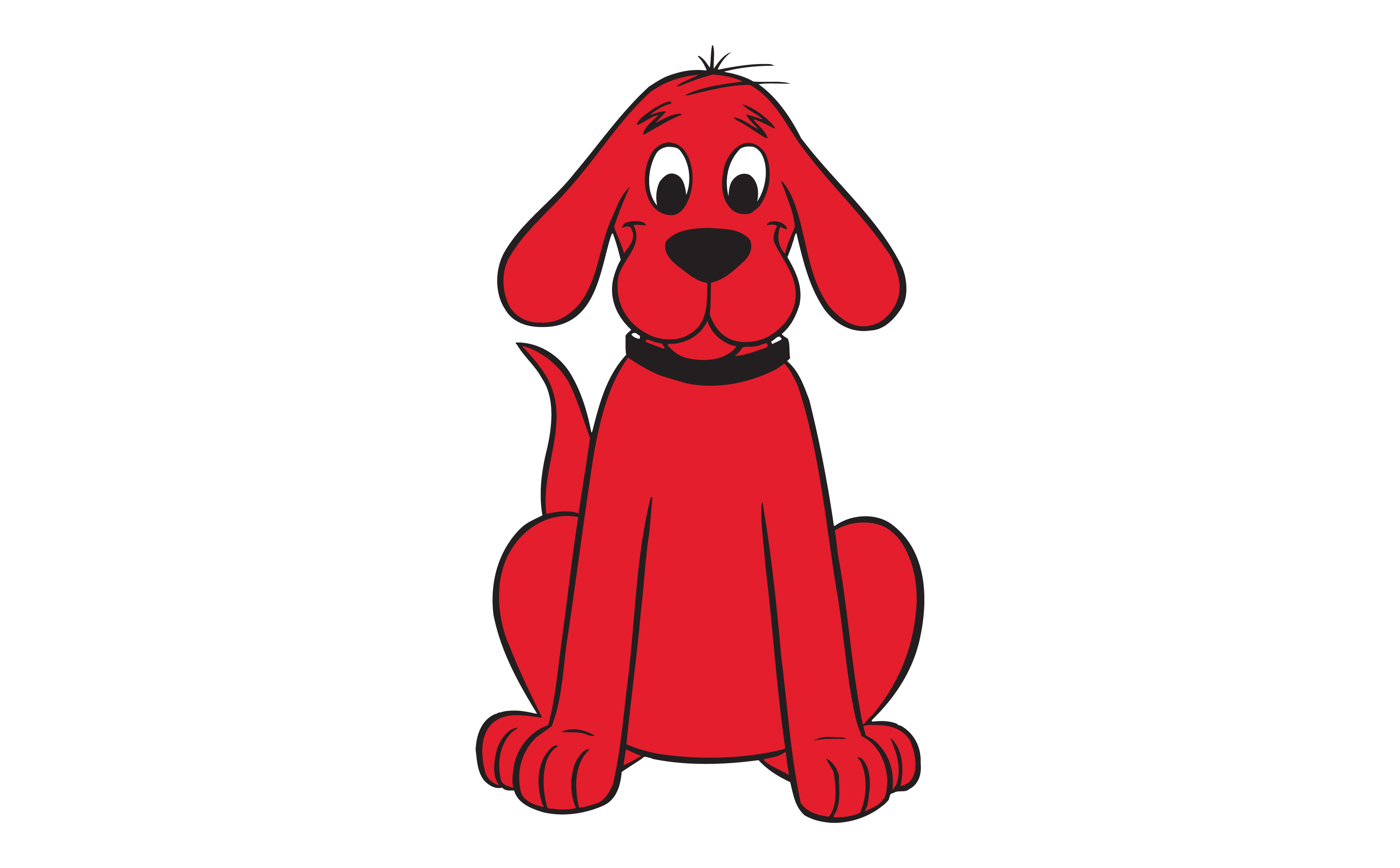 3600x2231 Image Of Clifford Clipart