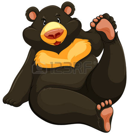 430x450 Furry Clipart Sun Bear