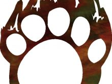 220x165 Bear Paw Clipart Black Bear Paw Print Clip Art Black Bear Paw