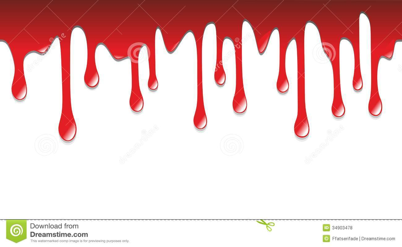 1300x801 Blood Clipart Dripping