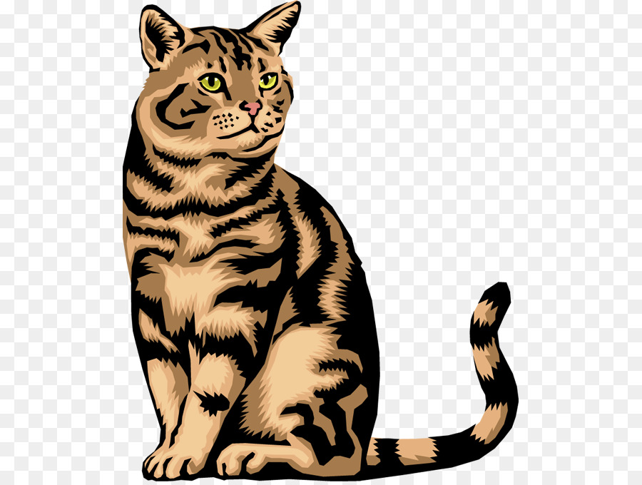 900x680 Farm Cat Kitten Clip Art