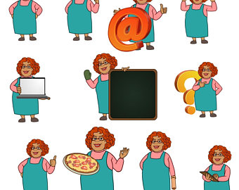 340x270 Chef Clipart Pizza Party Clipart Little Chef Clip Art