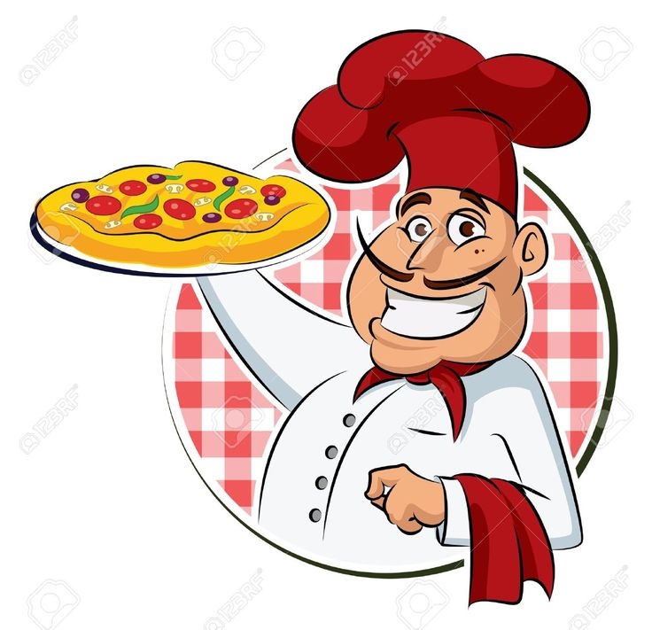 736x711 25 Best Italian Clip Art Images On Chefs, Kitchens