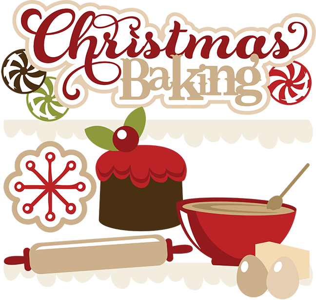 648x615 Christmas Baking Svg Free Svgs Cute Christmas Clipart Cute Clip