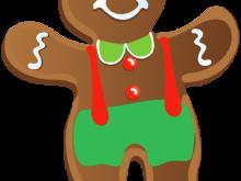 220x165 Christmas Cookie Clip Art Christmas Sugar Cookie Clip Art Cartoon