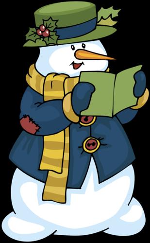 309x500 Snowman (323).png Snowman, Clip Art