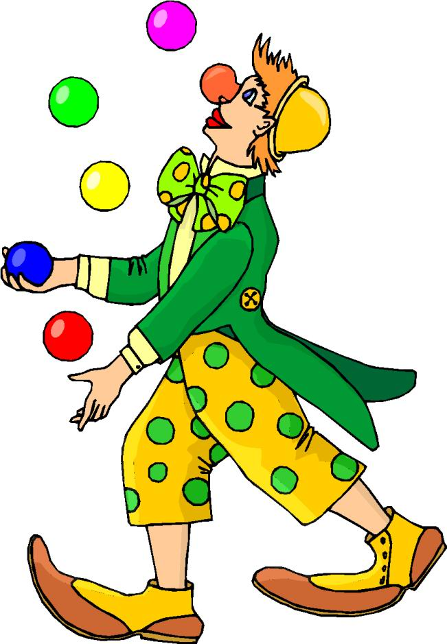 651x939 Collection Of Vintage Circus Clown Clipart High Quality