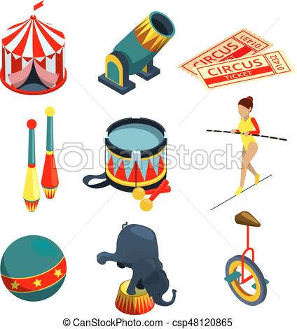 424x470 Funny Circus Illustrations In Cartoon Style. Lion Trainer, Clip