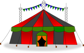 297x186 Circus Clip Art