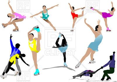 400x281 Figure Skating