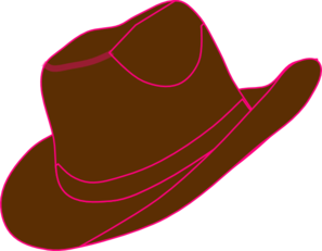297x231 Cowgirl Hat And Boot Clip Art