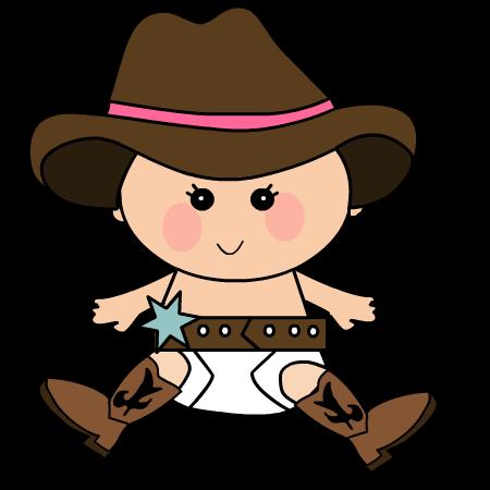 450x450 Western Cowboy, Cowgirl Free Clip Art