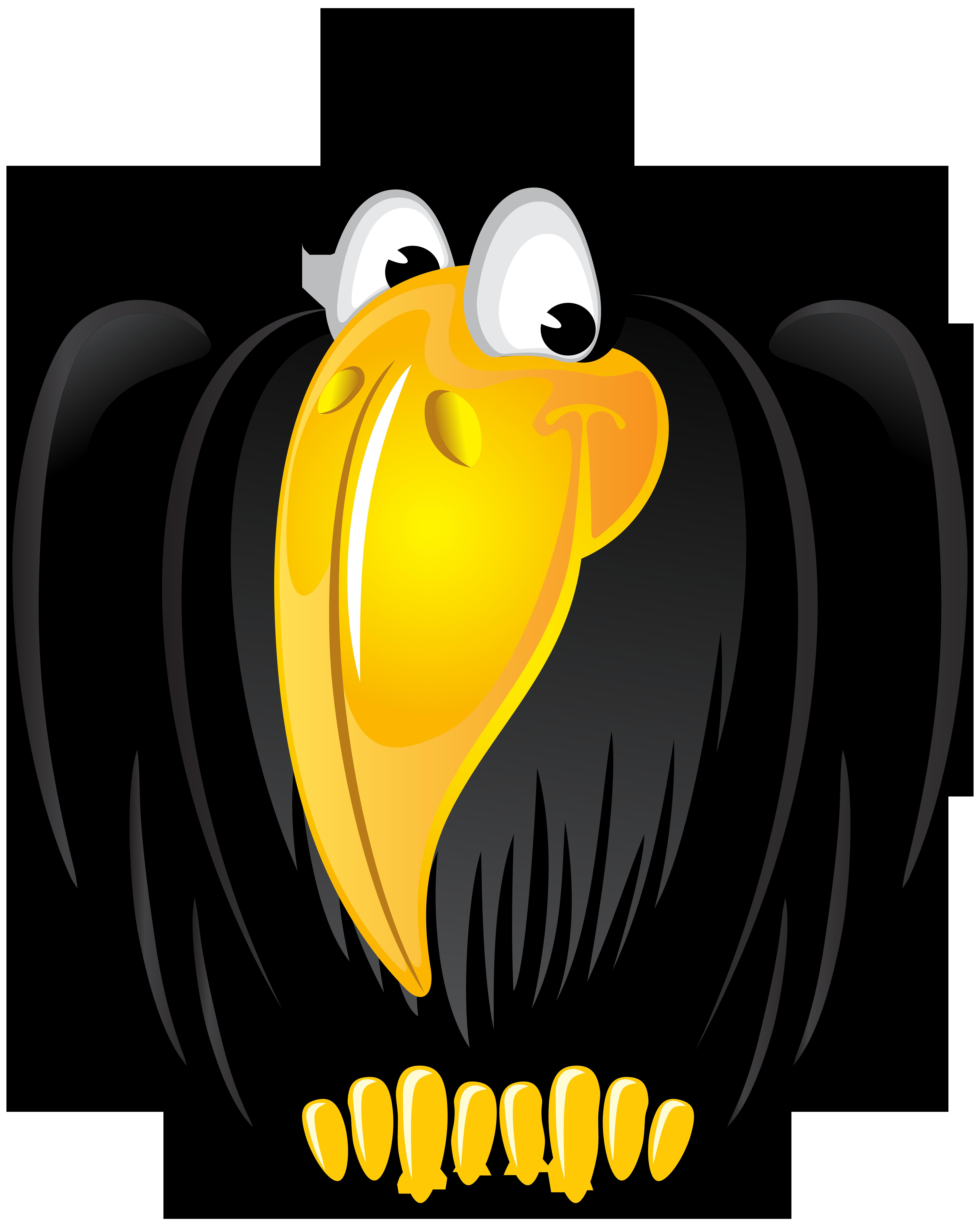 6392x8000 Crow Cartoon Transparent Png Clip Art Imageu200b Gallery