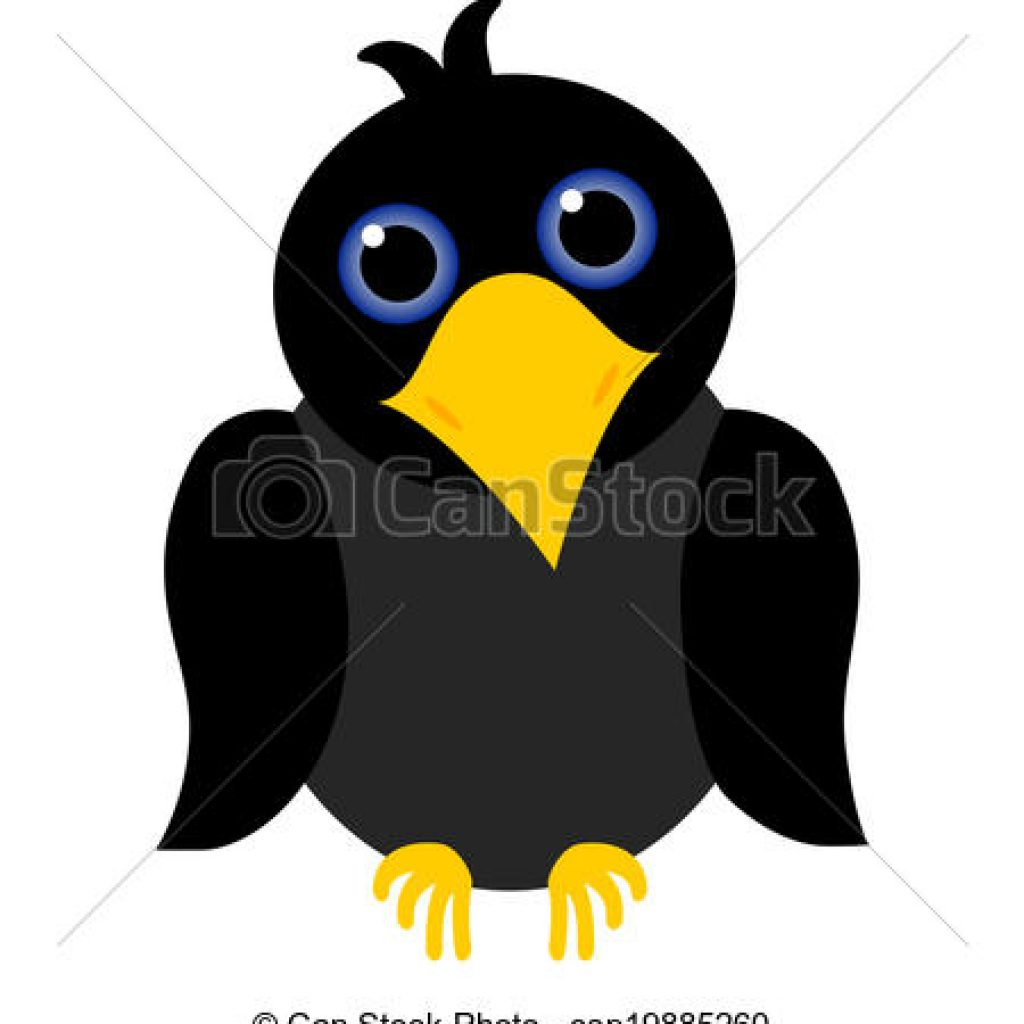 1024x1024 Crow Clipart Thank You Clipart