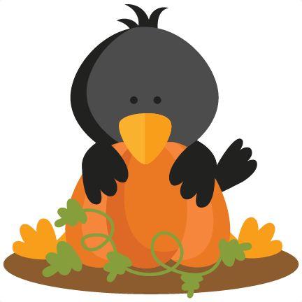 432x432 Crow Clipart Thanksgiving
