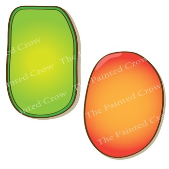 350x350 Animal Cell Amp Plant Cell Clip Art