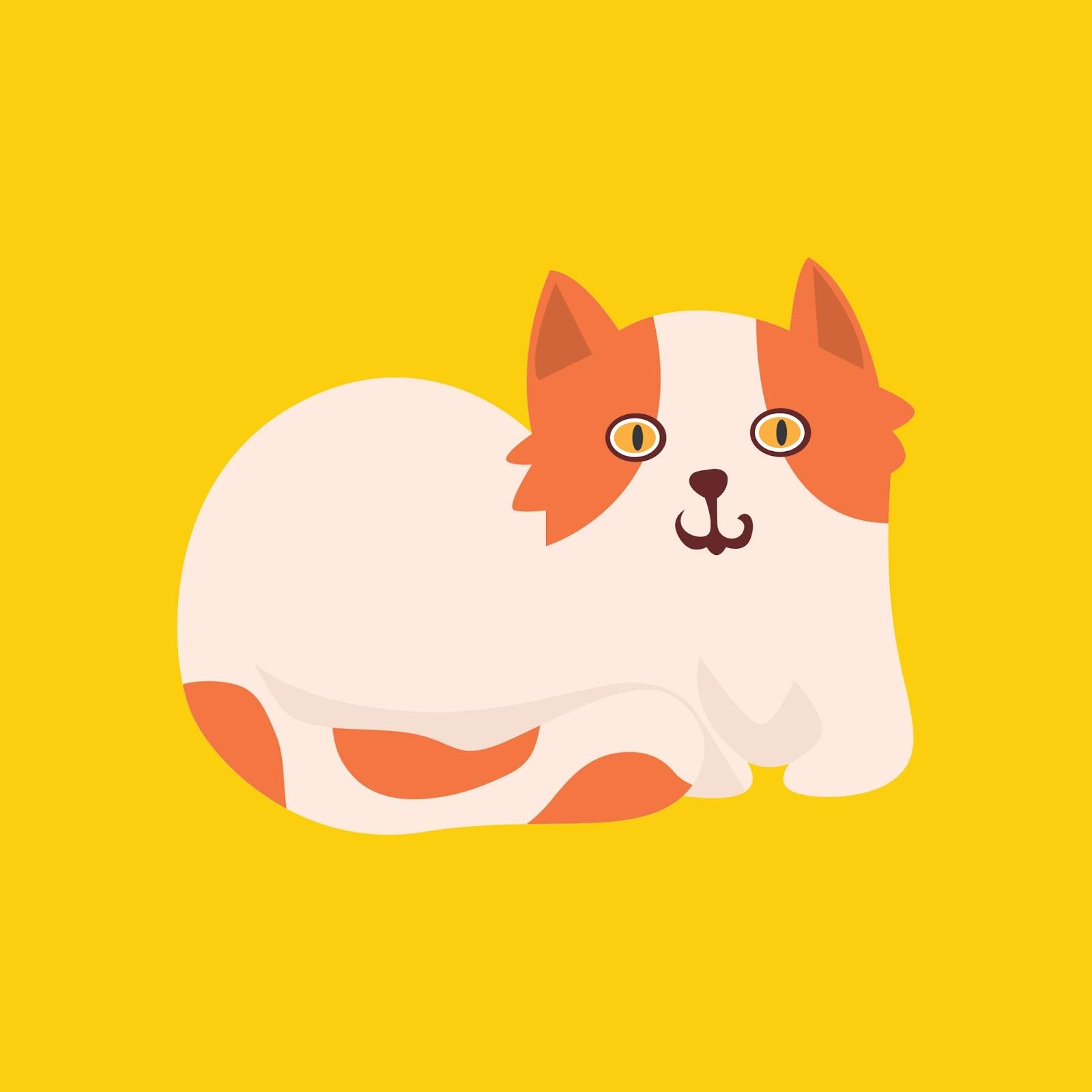 1600x1600 Free Download Cat Clip Art Vector Accalia Digital