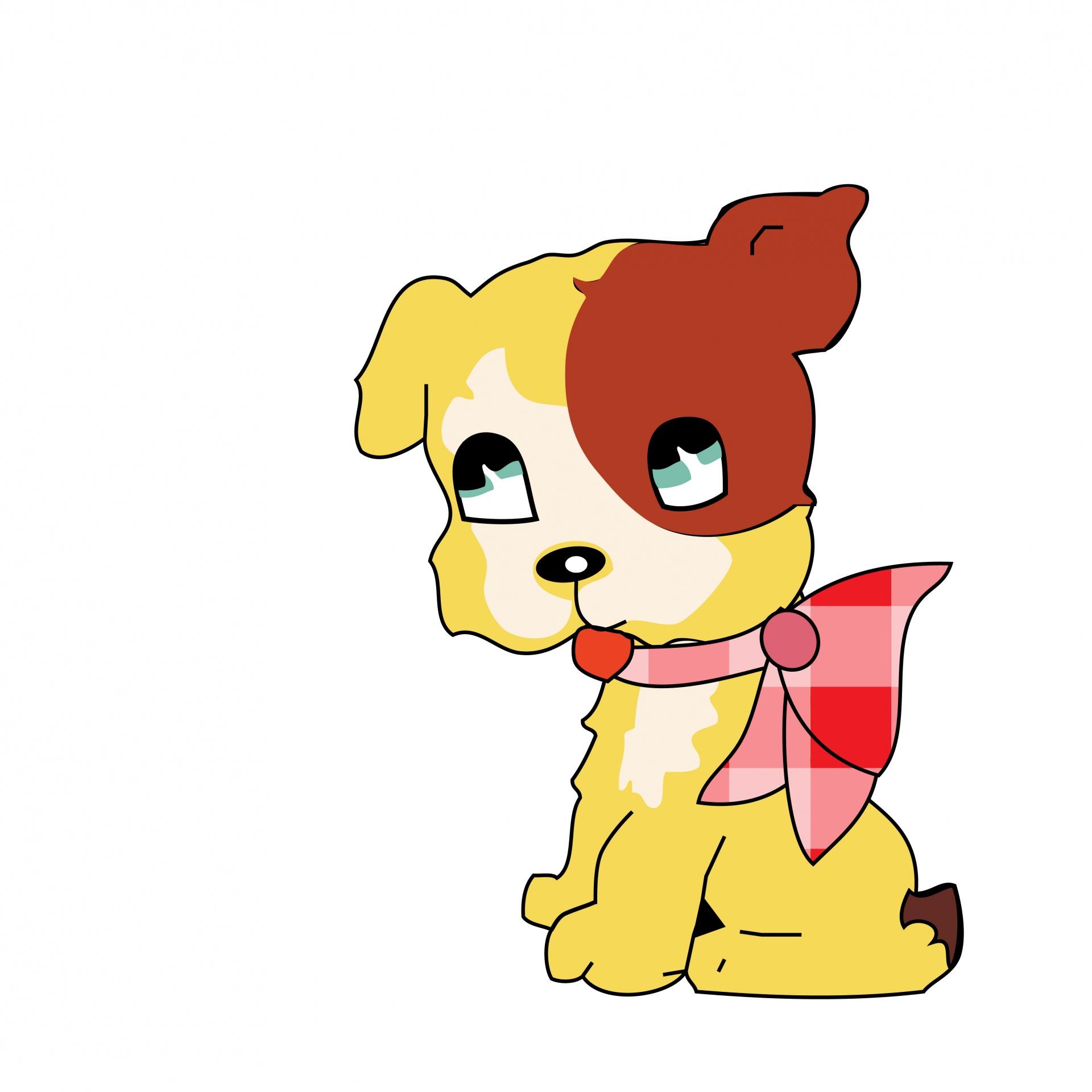 1920x1920 Clip Art Cute Dog Clip Art