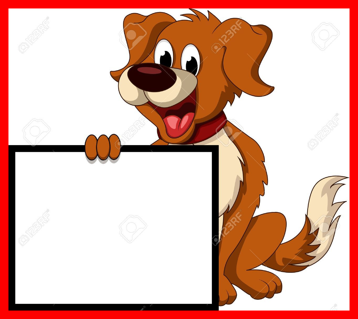 1364x1216 Unbelievable Royalty Rf Clipart Illustration Of A Cute Dog