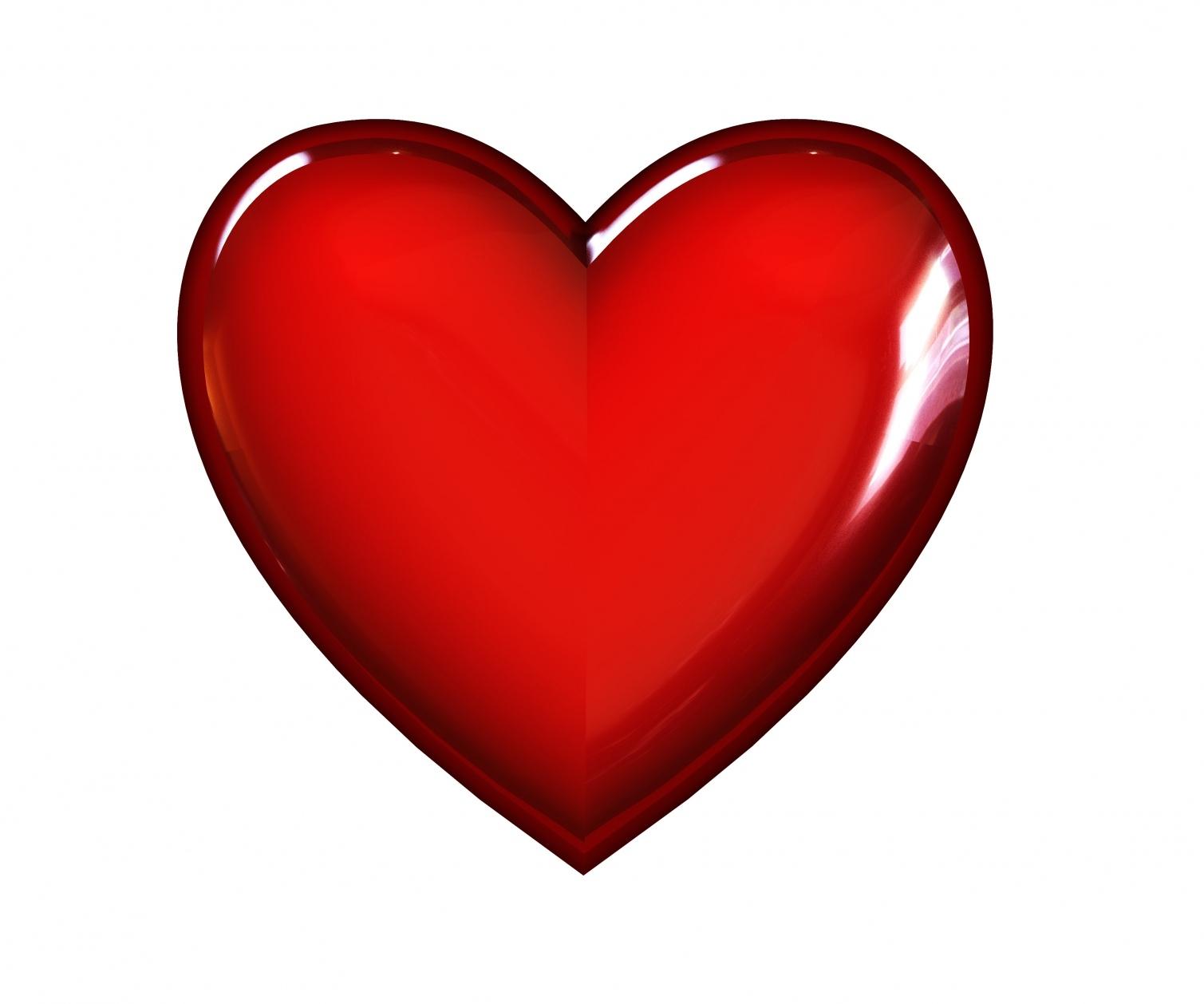 1509x1258 3 D Heart